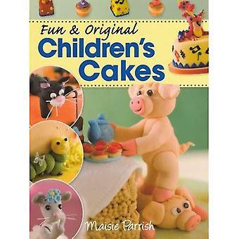 Fun & Orginal Children's Cakes