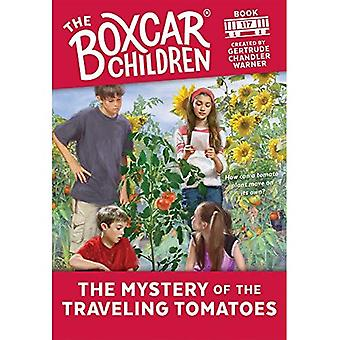 The Mystery of the Traveling Tomatoes (Boxcar Children)