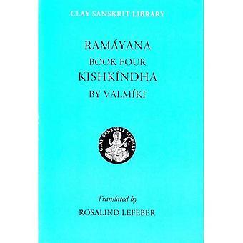 Ramayana Buch vier: Kishkindha