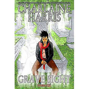 Charlaine Harris' Grave Sight Part 2