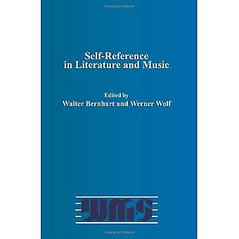 Self-Reference in Literature and Music (Word & Music Studies)