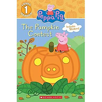 Die Kürbis-Wettbewerb (Scholastic Reader: Stufe 1)