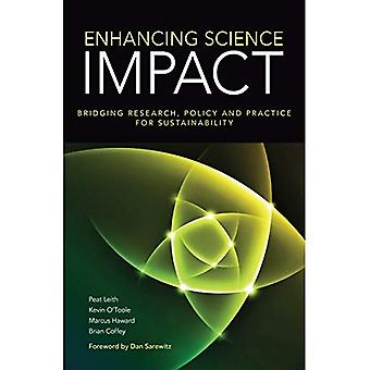 Enhancing Science Impact: Bridging Research, Policy and Practice for Sustainability