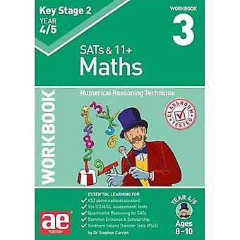 KS2 Maths Year 4/5 Workbook 3: Numerical Reasoning Technique