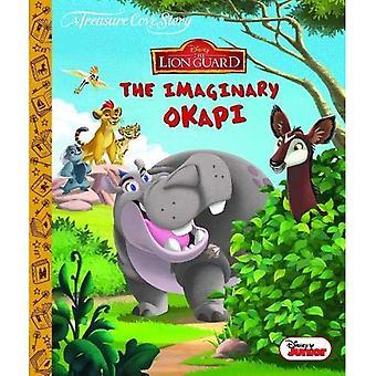 Lion Guard: The Imaginary Okapi
