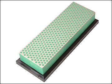 DMT Diamond Whetstone 150mm Plastic Case Green 1200 Grit Extra Fine