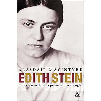Edith Stein A philosophische Prolog von Macintyre & Alasdair