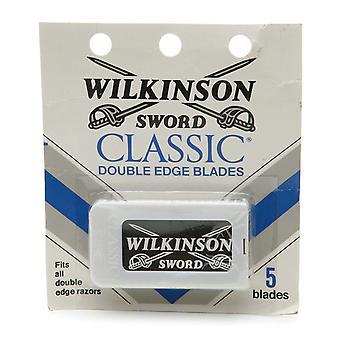 Wilkinson D/Edge Classic Blades
