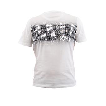 Corneliani White Cotton T-shirt