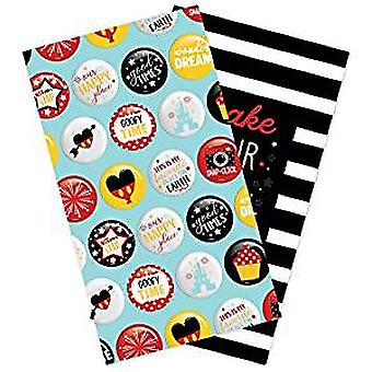 Echo Park Wish Upon a Star Travelers Notebook Insert Blank (TNW1001)