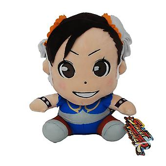 Street Fighter Chun-Li Sitting Pose Plush
