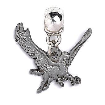 Harry Potter Silver Plated Buckbeak Slider Charm