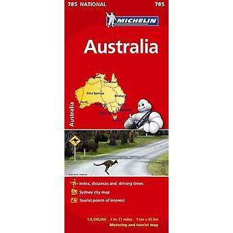 Australia - 9782067174146 Book