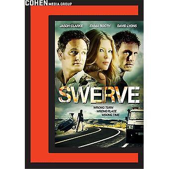 Swerve [DVD] USA import