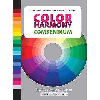 Färg Harmony kompendium