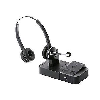 Jabra pro 9450 duo wireless headset with microphone