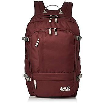 Jack Wolfskin Trooper Day Backpack - Redwood - One Size