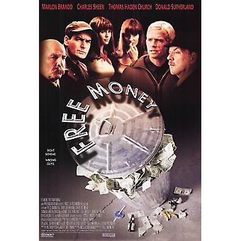 Free Money (1998) Original Kino Poster