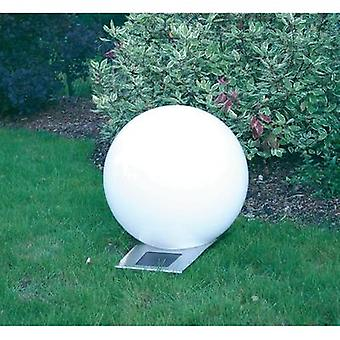 Solar decorative light Sphere LED RGB Esotec Trendy 30 cm 106042 White