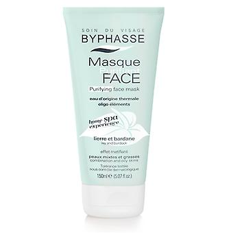 Byphasse Purifying Facial Mask Home Spa Experience 150 Ml