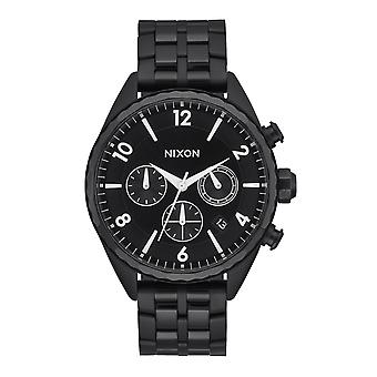 Nixon le Chrono de Minx All Black / White (A993756)