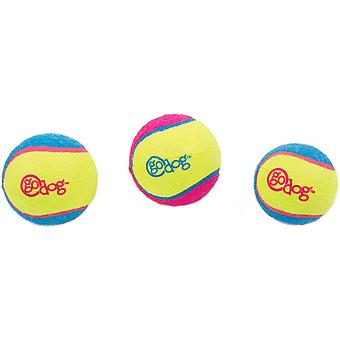 goDog Retrieval Ultimate Balls 3pk-Large 770405