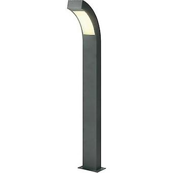 LED outdoor free standing light 4.5 W Warm white Esotec 105195 HighLine Anthracite
