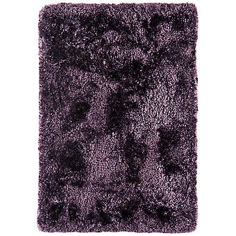 Oriel Purple Modern Shag Area Rug