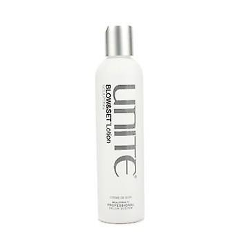 Unite Blow & Set Lotion (Sculpting) - 236ml/8oz