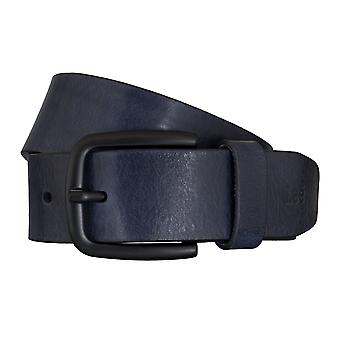 Lee belts men's belts leather belt blue 5412