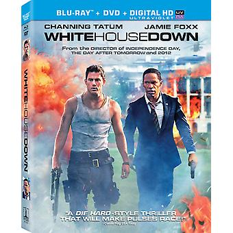White House Down [BLU-RAY] USA import