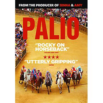 Palio [DVD] USA import