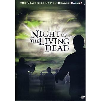 Nat af de levende døde [DVD] USA import