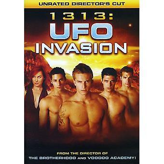 1313: Ufo Invasion [DVD] USA importerer