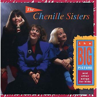 Chenille Sisters - Big Picture & Other Songs for [CD] USA import