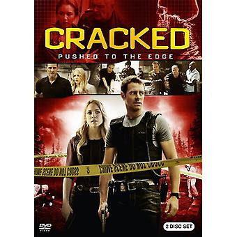 Cracked: Pushed to the Edge [DVD] USA import