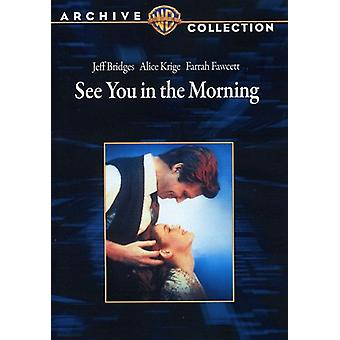 See You in the Morning [DVD] USA import