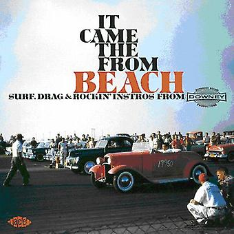 It Came From the Beach - Surf Drag & Rockin' Instro's From Downey [CD] USA import