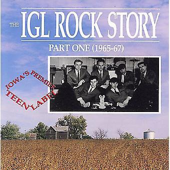 IGL Rock historie - Vol. 1-Igl Rock historie 1965-67 [CD] USA import