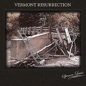 Spencer Lewis - importación de los E.e.u.u. Vermont resurrección [CD]