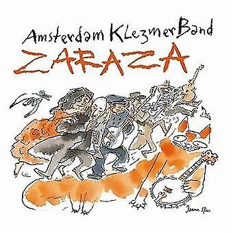 Amsterdam Klezmer Band - Zaraza [CD] USA importerer