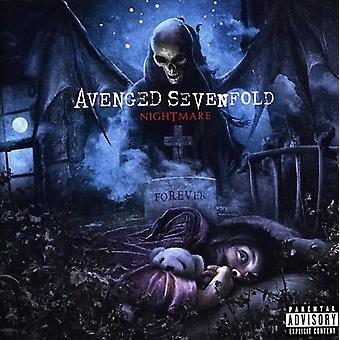 Avenged Sevenfold - Nightmare [CD] USA import