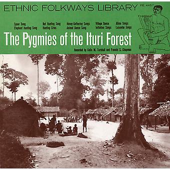 Pygmäen des Ituri-Waldes - Pygmäen des Ituri-Waldes [CD] USA import