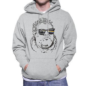 Dark Side Of Holding Doors Hodor Game Of Thrones Men's Hooded Sweatshirt