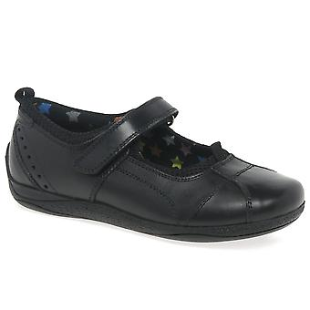Hush Puppies Cindy Girls Senior School Shoes