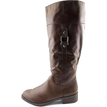Style & Co. Womens ASTARIE Closed Toe Knee High Riding Boots