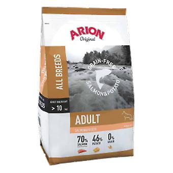 Arion Original Grain Free Salmón y Patata (Dogs , Dog Food , Dry Food)