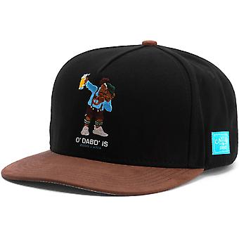 Cayler & sons Snapback OKTOBERFEST Cap - o' DABD'IS Black / Brown