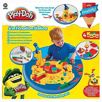 Play Doh 4 En 1 Creation Station