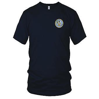 US Navy CVE-120 USS Mindoro gestickt Patch - Kinder T Shirt
